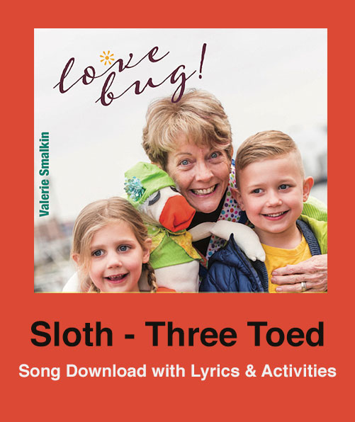Sloth - Three Toed Song Download with Lyrics