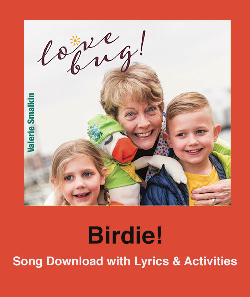 Birdie! Song Download with Lyrics