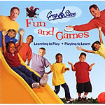 Greg and Steve: Fun and Games CD