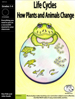 Life Cycles: How Plants and Animals Change Downloadable Musical Play