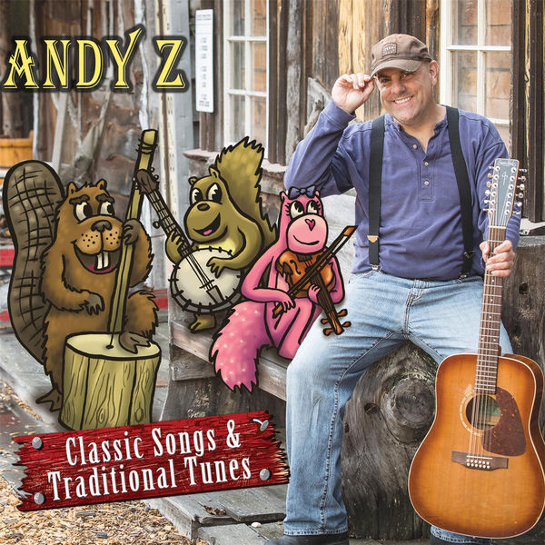 Classic Songs & Traditional Tunes Music CD