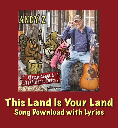 This Land Is Your Land Song Download with Lyrics