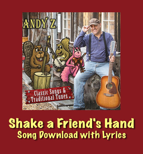 Shake a Friend's Hand Song Download with Lyrics