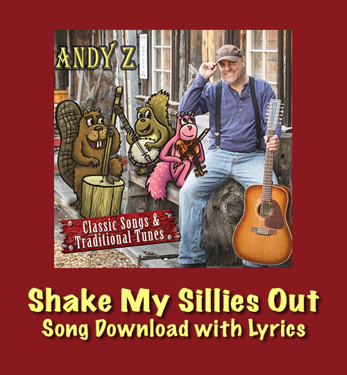 Shake My Sillies Out Song Download with Lyrics