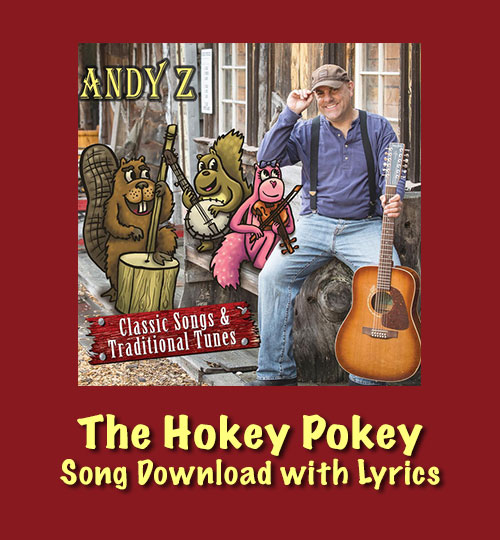 The Hokey Pokey Song Download with Lyrics