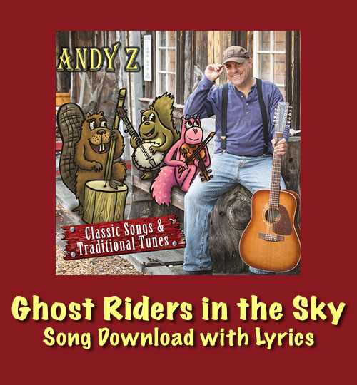 I Am A Rider Song Download: Ghost Riders In The Sky Song Download With Lyrics: Songs