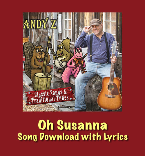 Oh Susanna Song Download with Lyrics