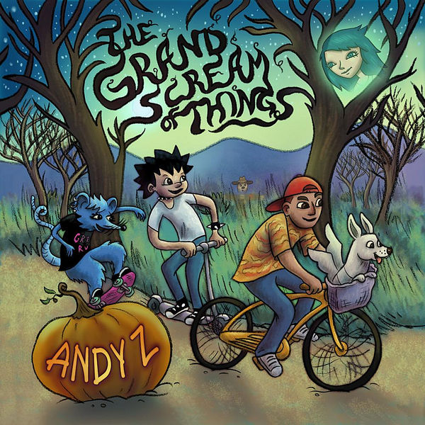 The Grand Scream of Things CD