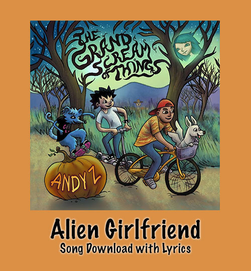 Alien Girlfriend Song Download with Lyrics