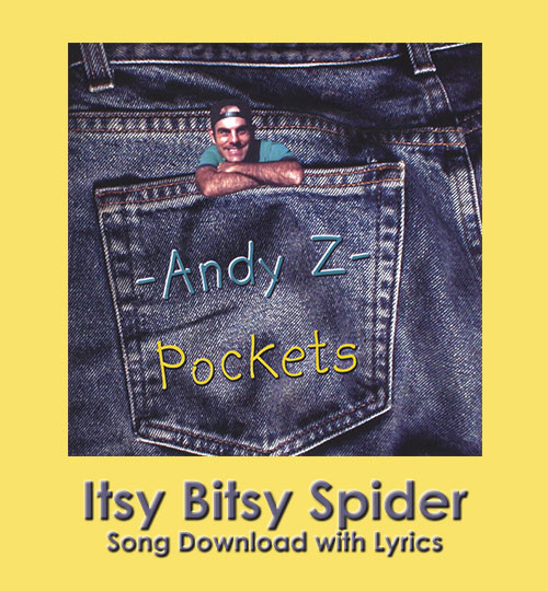 Itsy Bitsy Spider Song Download with Lyrics