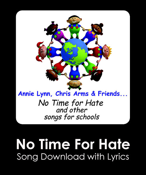 No Time for Hate Song Download with Lyrics