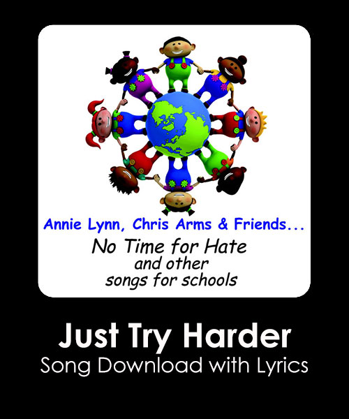 Just Try Harder Song Download with Lyrics