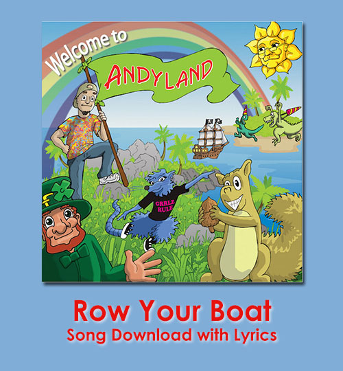 Row Your Boat Song Download with Lyrics