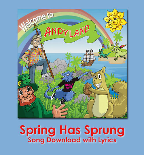 Spring Has Sprung Song Downoad with Lyrics