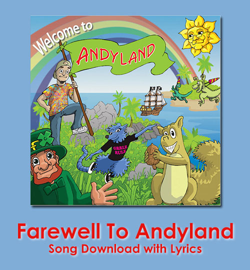 Farewell To Andyland Song Download with Lyrics