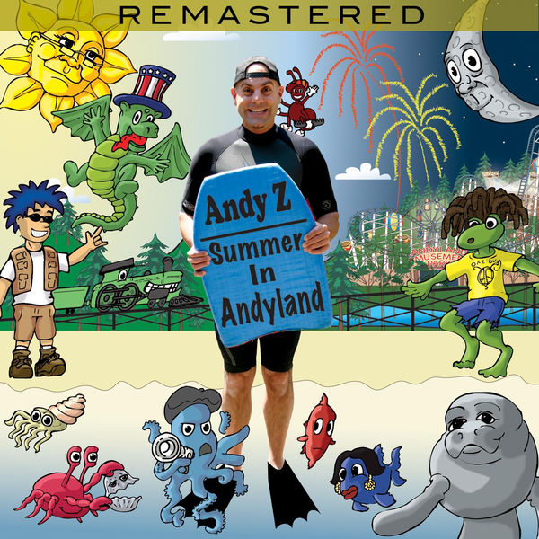 Summer in Andyland Music CD