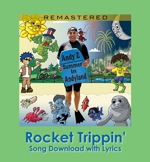 Rocket Trippin' Song Download with Lyrics