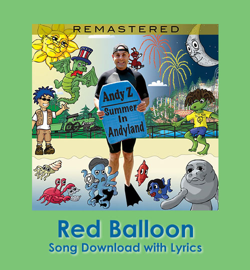 Red Balloon Song Download with Lyrics