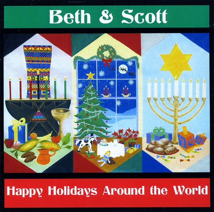 Happy Holidays Around the World Music Album Download