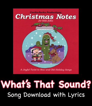 What's That Sound? Song Download