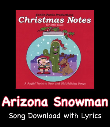 Arizona Snowman Song Download