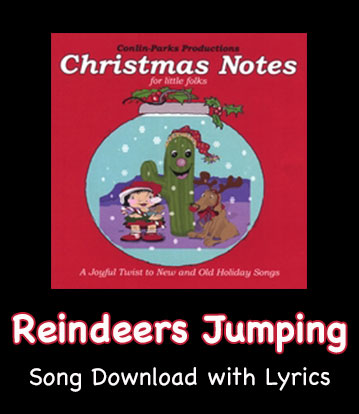 Reindeers Jumping Song Download