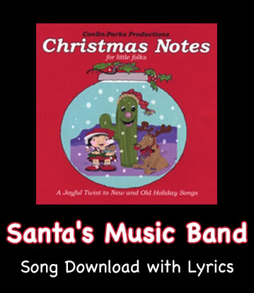 Santa's Music Band Song Download