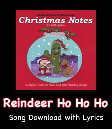 Reindeer Ho Ho Ho Song Download