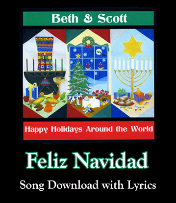 Feliz Navidad Song Download with Lyrics