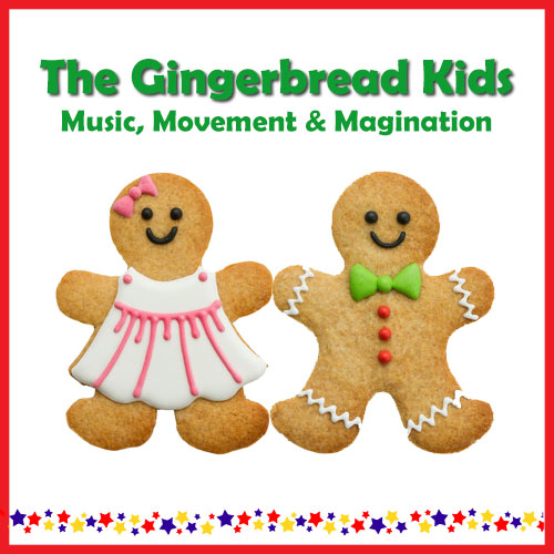 Gingerbread Kids Song Download with Lyrics