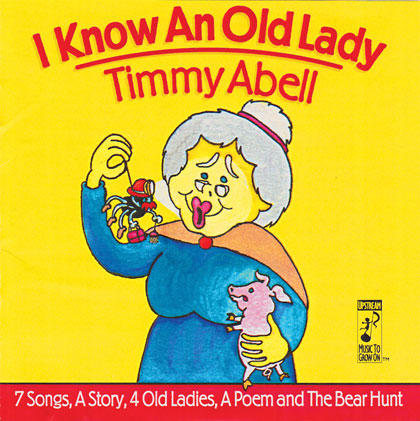 I Know An Old Lady Album Download