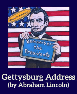 Gettysburg Address Song Download with Lyrics