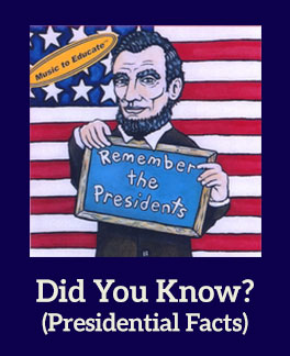 Did You Know? (Presidential Facts) Song Download with Lyrics