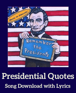 Presidential Quotes Song Download with Lyrics