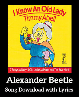 Alexander Beetle Song Download with Lyrics