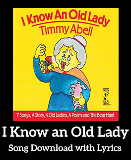 I Know an Old Lady Song Download with Lyrics