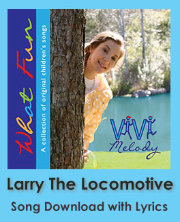Larry The Locomotive Song Download with Lyrics
