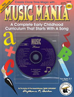 Music Mania: Book with Music CD