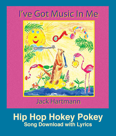 Hip Hop Hokey Pokey Song Download with Lyrics