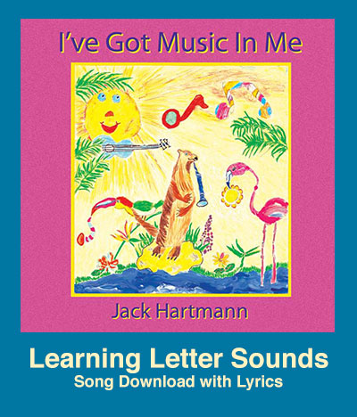 Learning Letter Sounds Song Download with Lyrics