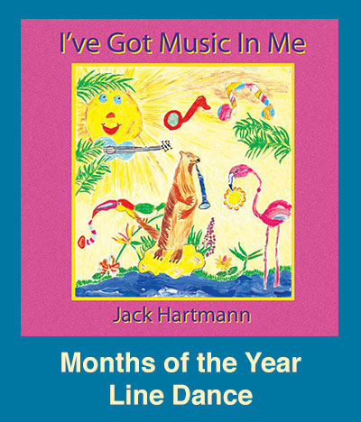Months of the Year Line Dance Song Download with Lyrics