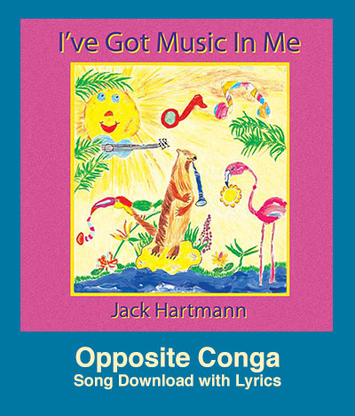 Opposite Conga Download with Lyrics