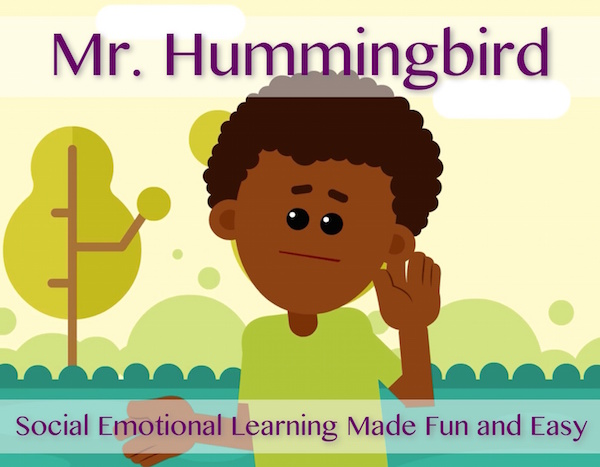 Mr. Hummingbird Song with Lesson Module