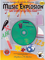 Music Explosion: Book with Music CD