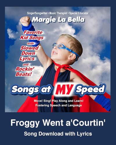 Froggy Went a'Courtin' Song Download with Lyrics