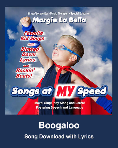 Boogaloo Song Download with Lyrics