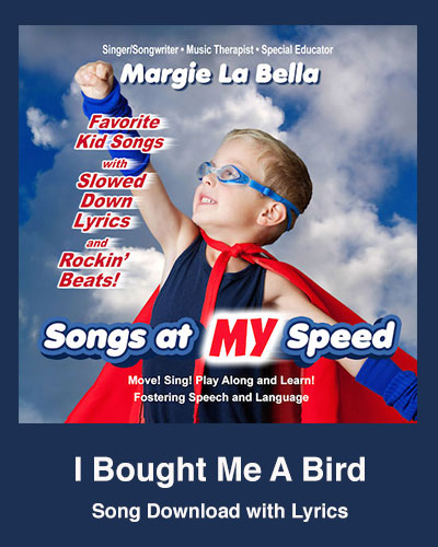 I Bought Me A Bird Song Download with Lyrics