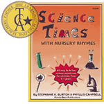 Science Times with Nursery Rhymes Book
