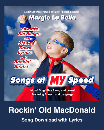 Rockin' Old MacDonald Song Download with Lyrics