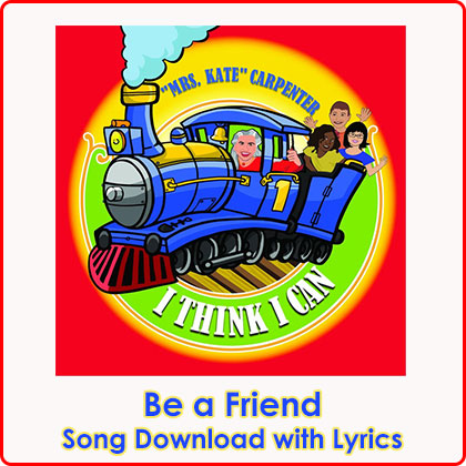 Be a Friend Song Download with Lyrics